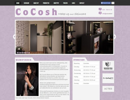 Cocosh Website