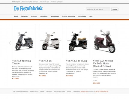 Fietsfabriek Westerpark Webwinkel