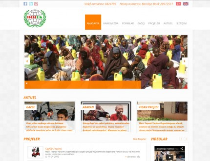 IHH UK Website