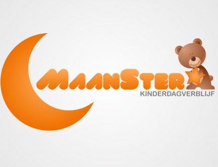 Maanster Kinderdagverblijf Logo