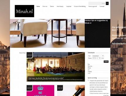 Minah website